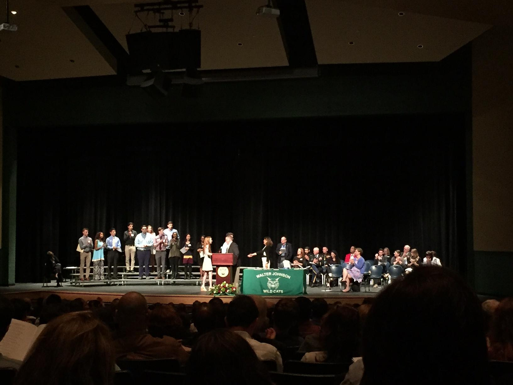 Academics awards celebrate student accomplishments