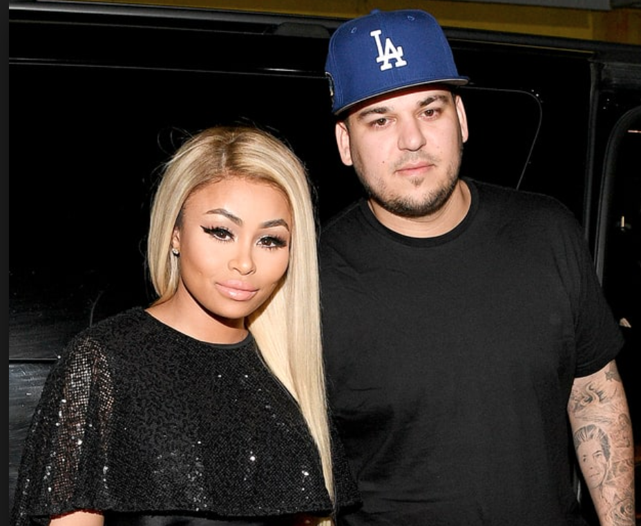 Rob Kardashian and Blac Chyna announce pregnancy shortly after engagement