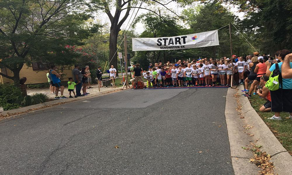 Kensington 8k attracts myriad of runners