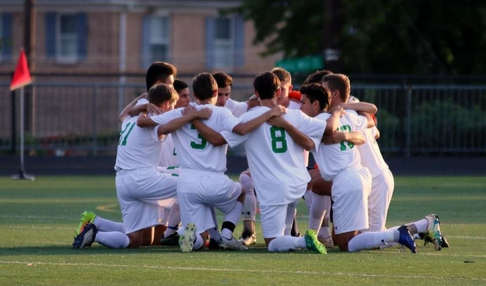 Boys Soccer strives for greater heights