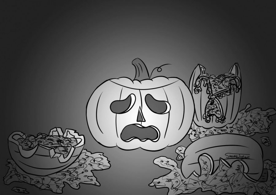 Bad Day to be a Pumpkin: What you might have missed