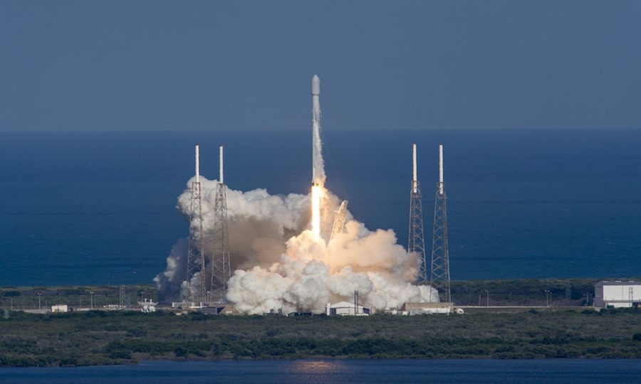 Spacex reaches for stars with new proposal