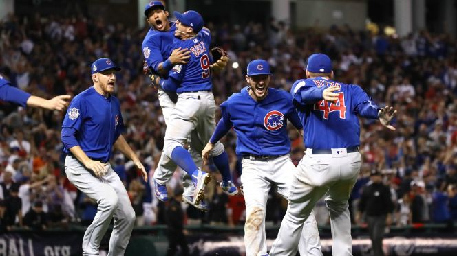 History is made: The Cubs rally back to win the World Series