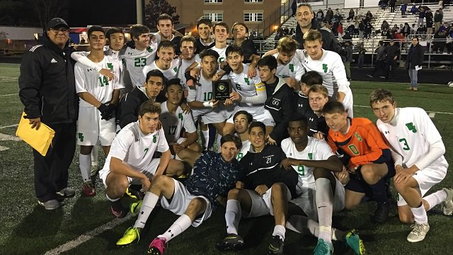 Pivotal playoff wins propel WJ boys' soccer into state final