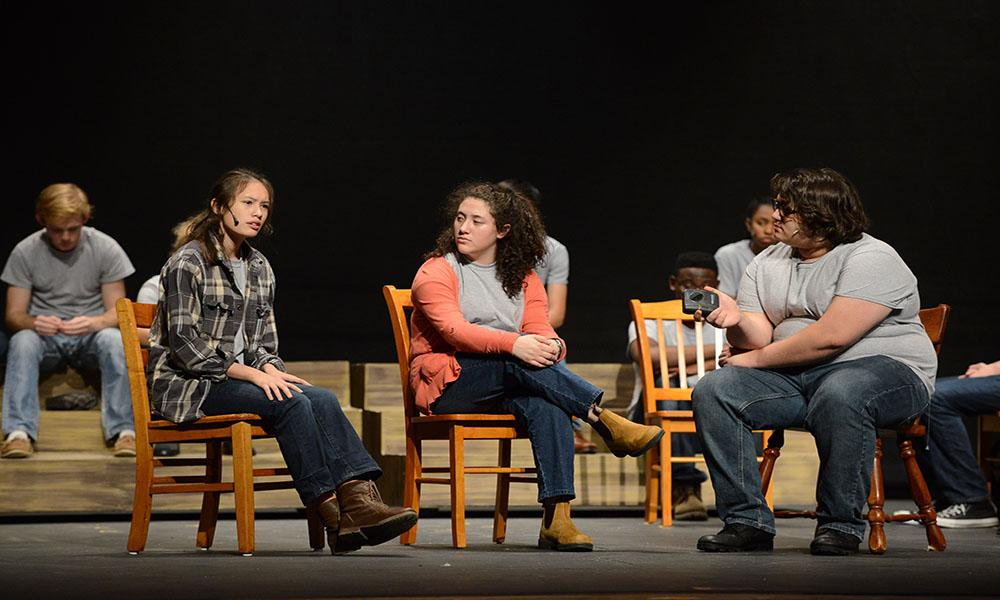 """The Laramie Project"" sends a message to WJ"