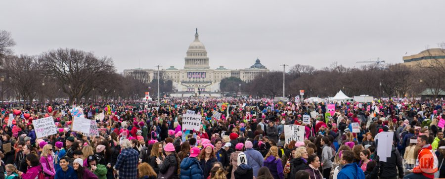 Women's march: The beginning of a new era of feminism