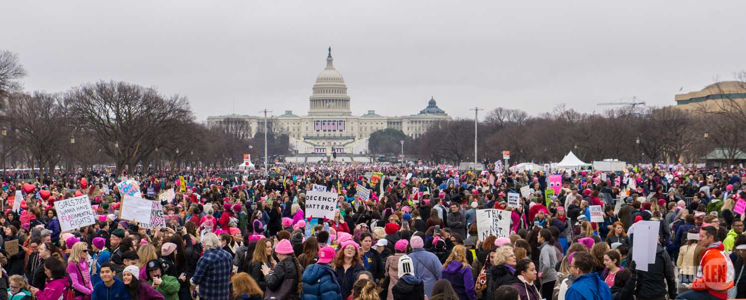 Women's march: The beginning of a new era of feminism