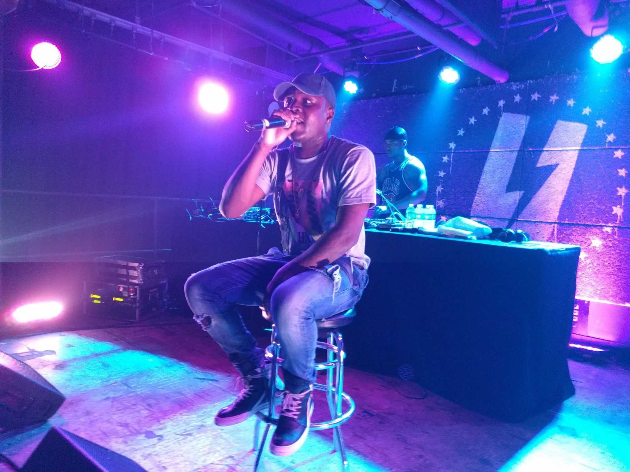 Maryland Rapper Strives to Unite DMV Artists