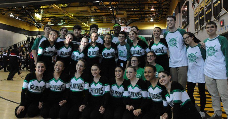 Poms win back to back spirit awards in good showing at counties