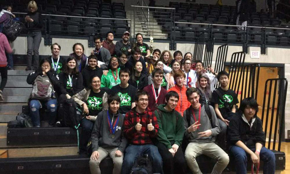 Science Olympiad finds winning formula at Regionals