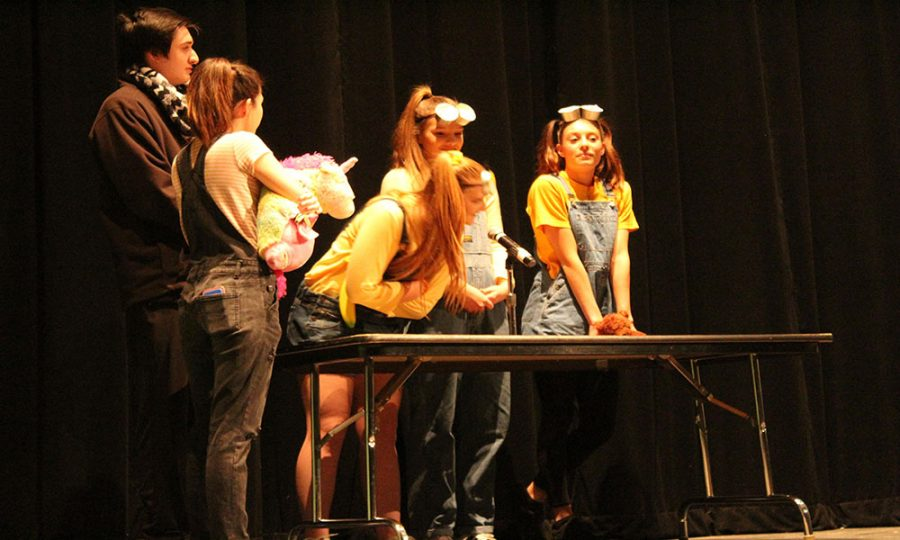 WJ hosts Family Feud to raise money for the Leukemia & Lymphoma Society