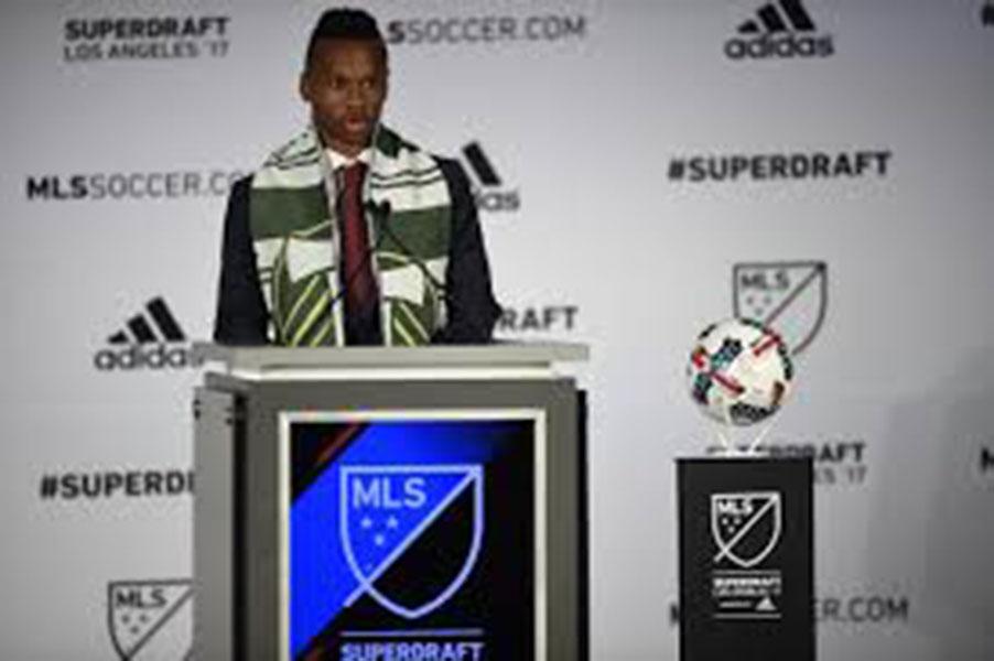 Jeremy Ebobisse, WJ grad drafted into MLS