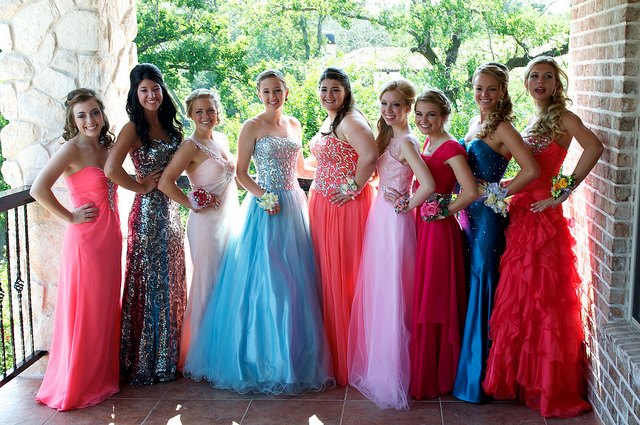 What prom dress should you wear?