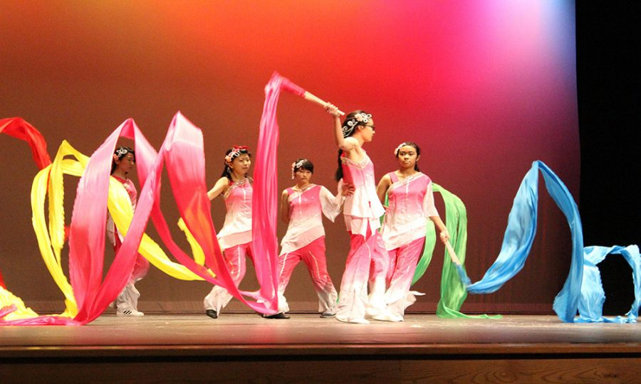 Asian culture assembly showcases vibrant culture