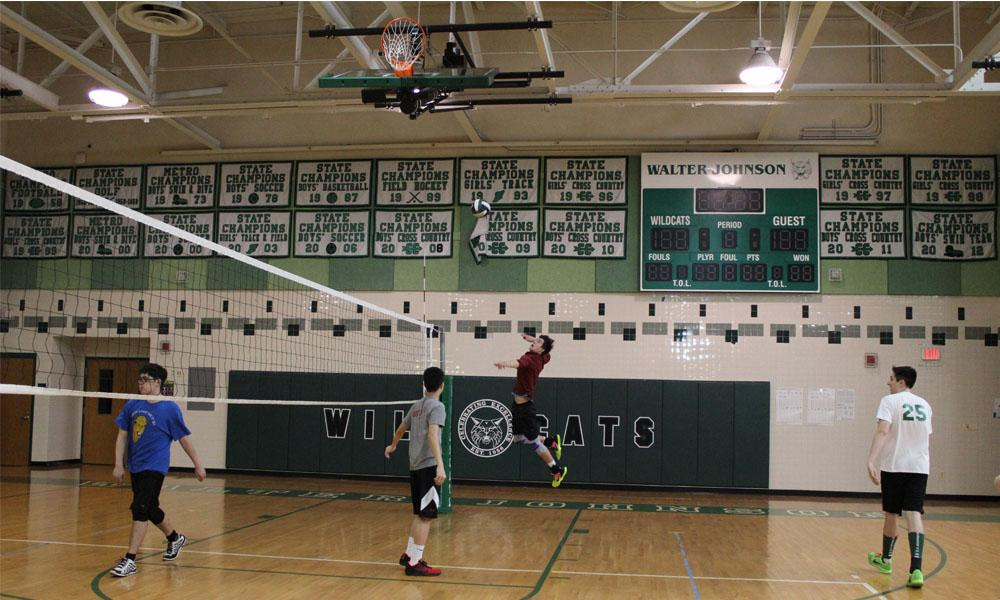 Boys' and coed look to improve