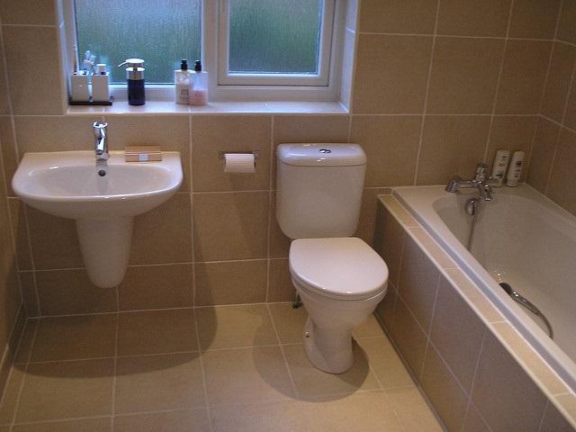 WJ Bathroom Rankings: A series