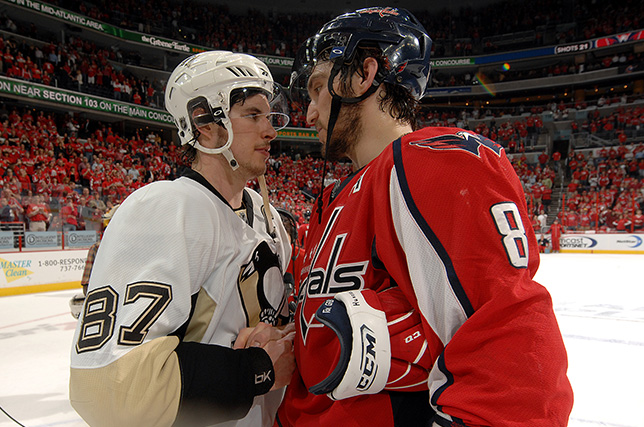 Capitals face struggles against the Penguins again