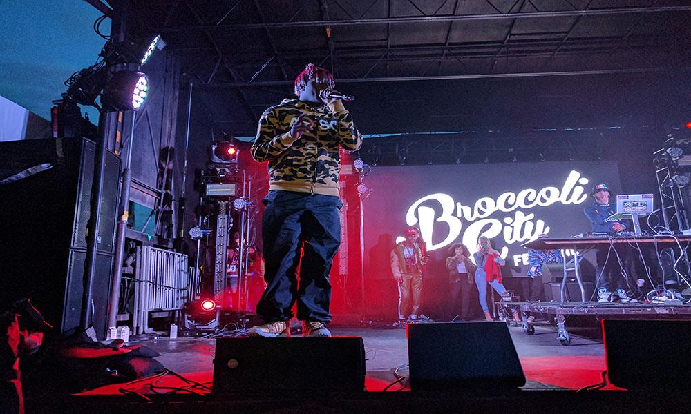Broccoli City Festival showcases major talent