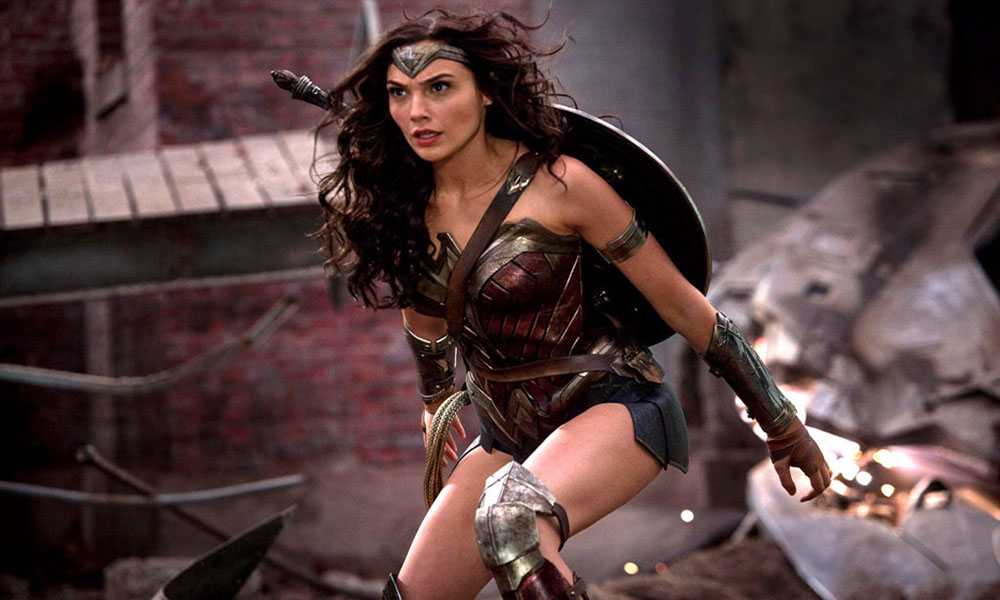 Wonder Woman receives positive reviews