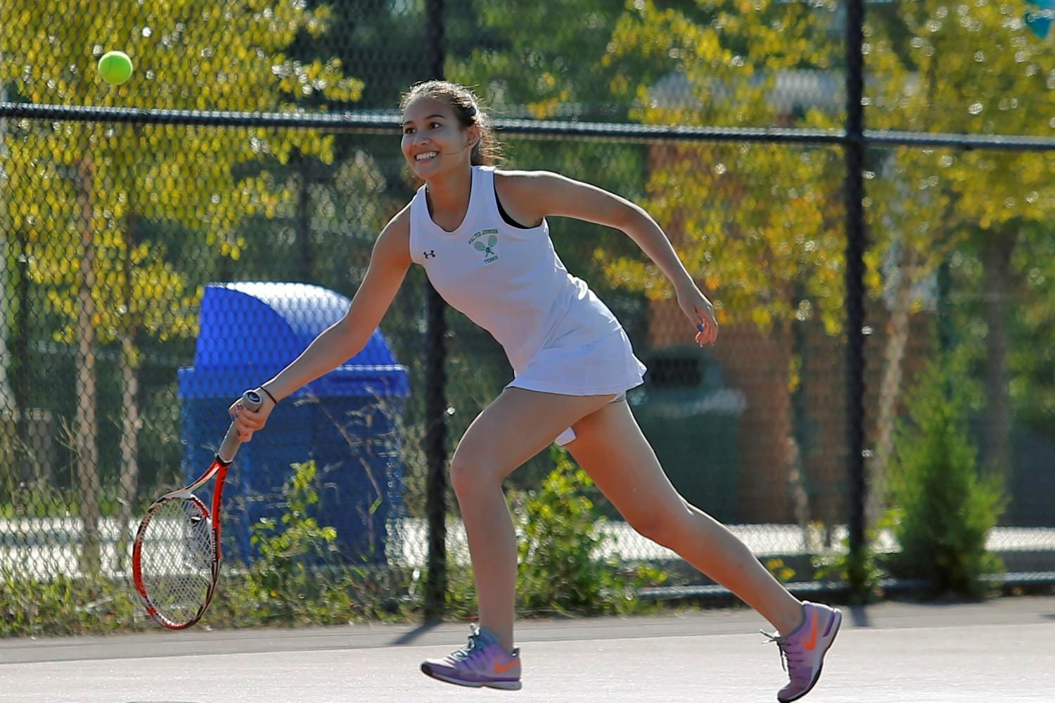 Girls' tennis moved to spring for 2018-2019 school year