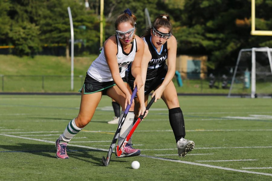 WJ girls' varsity field hockey mid-season report