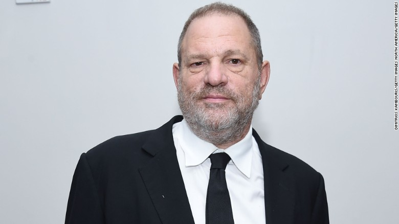 Hollywood responds to Harvey Weinstein allegations