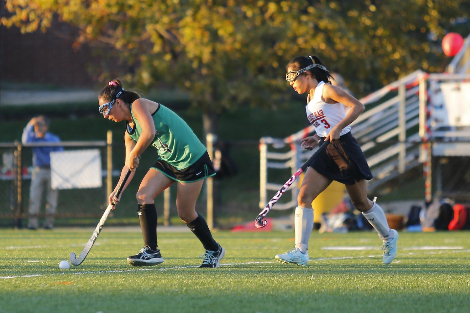 Varsity field hockey closes out with two wins to end the season