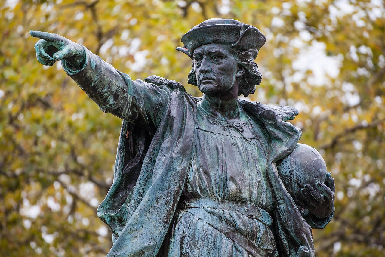 Christopher Columbus should be remembered, not celebrated