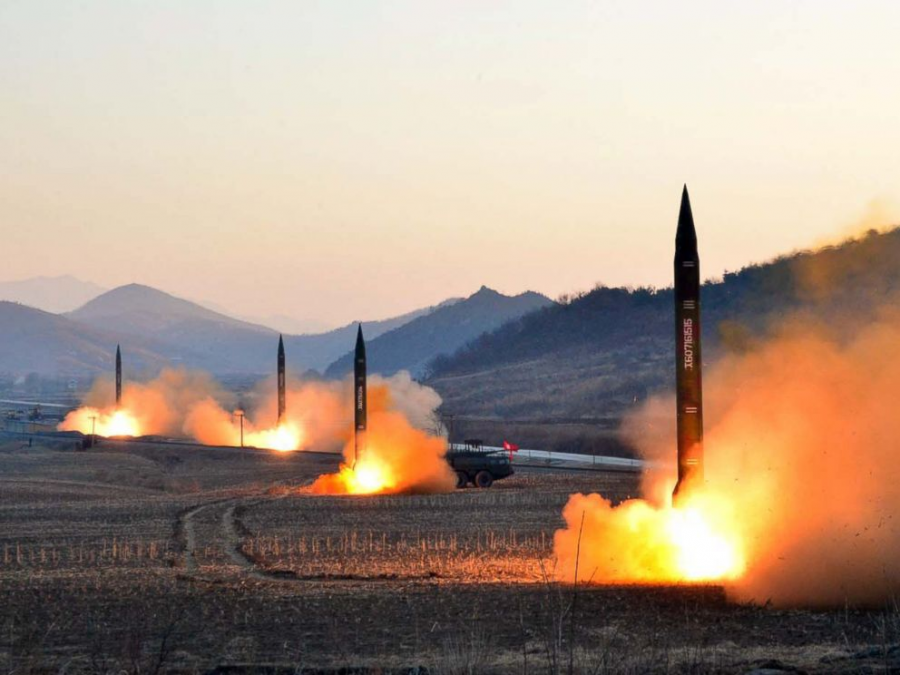 North+Korea-US+tensions+rise+in+multiple+standoffs