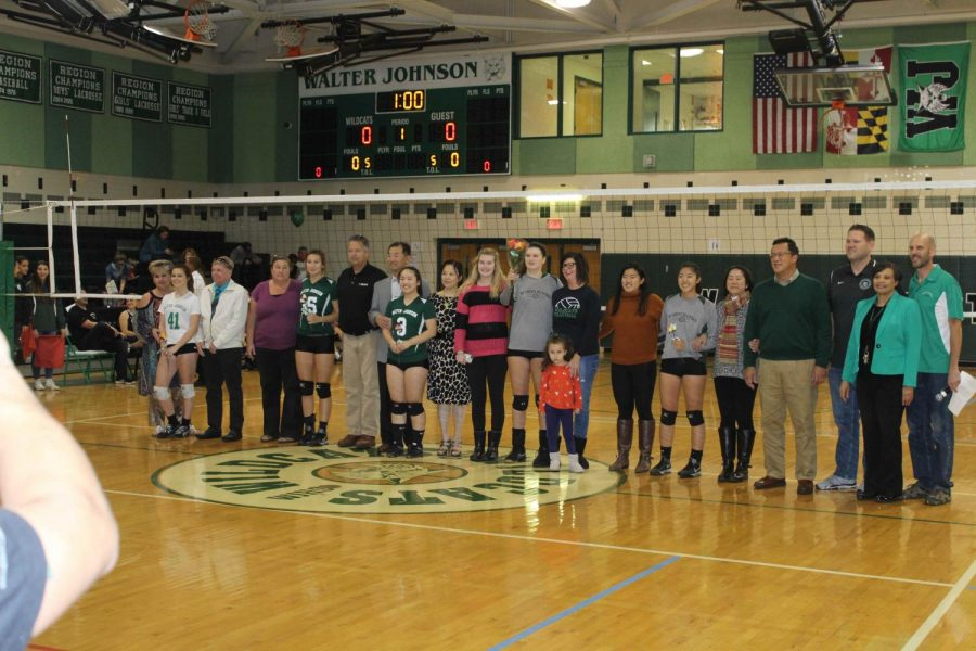 Volleyball wraps up season, Eyes on playoffs
