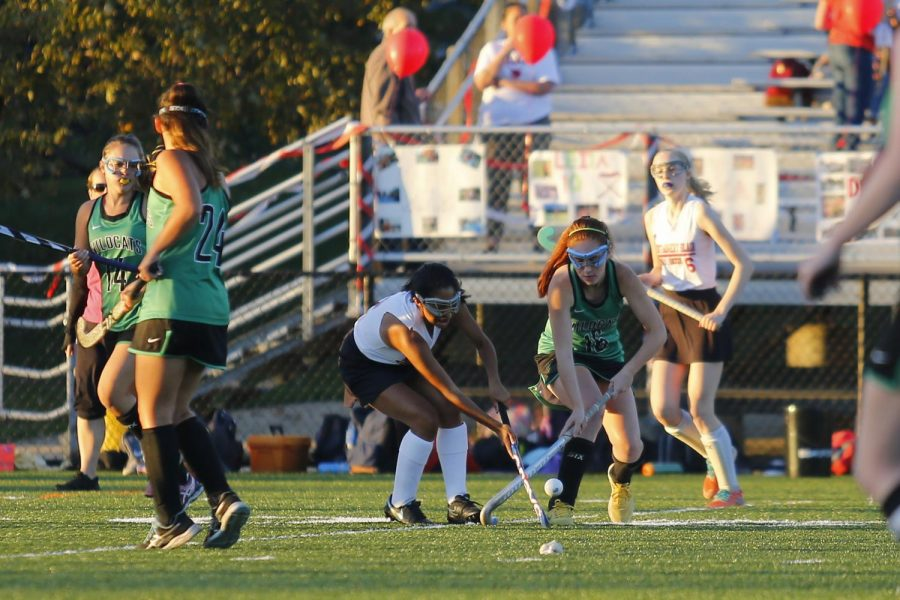 WJ field hockey playoff review