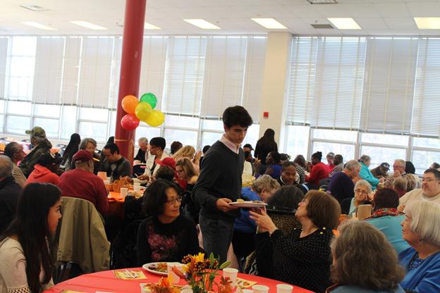 Senior Citizen Luncheon Photo Gallery