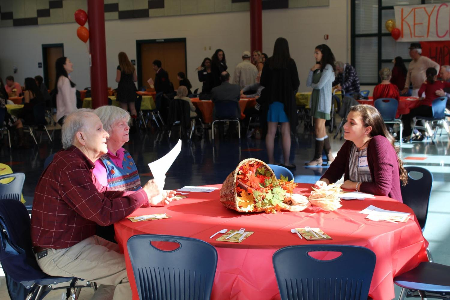 Another successful senior citizen luncheon