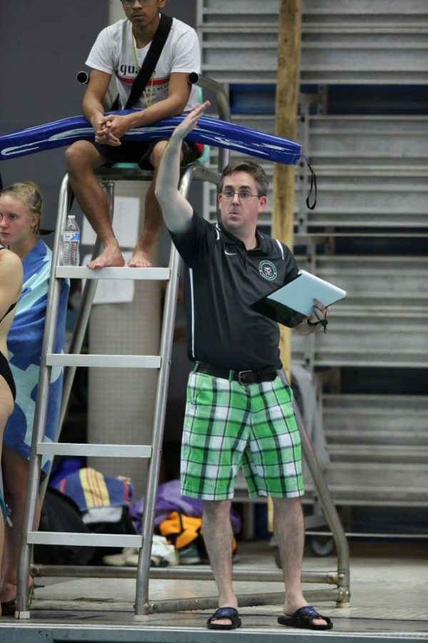 Swim and Dive off to a solid start