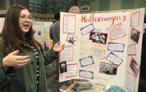 Health Fair educates with unique strategies