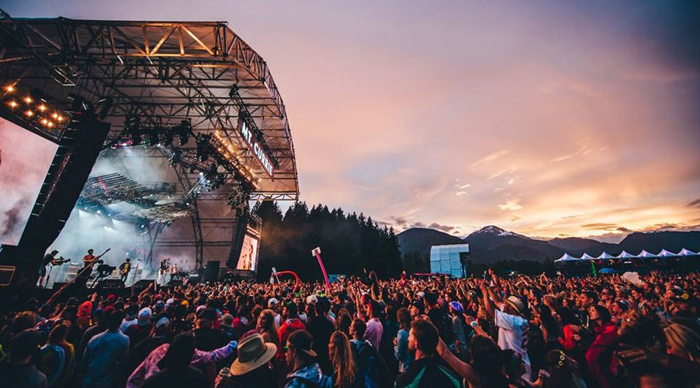 Musical Festivals are filled with people and suspected drugs. Students at WJ are familiar with this problem. Photo courtesy of Daily Hive