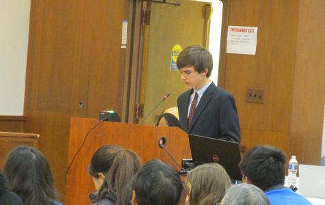 Students voice concerns at county meeting