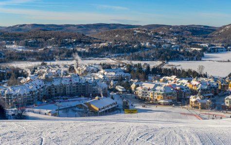 Upperclassmen embark on ski trip