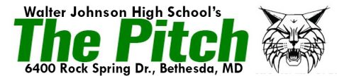 The site for news at Walter Johnson High School- 6400 Rock Spring Drive, Bethesda, MD, 20814