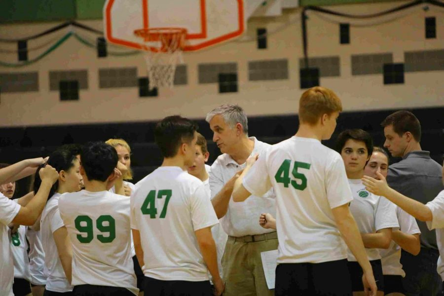 Coed Volleyball gets ready for Promising Season