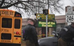 Shooting at Great Mills High School in Maryland