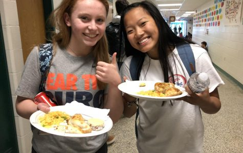 Spanish Honors Society enhances WJ's palette