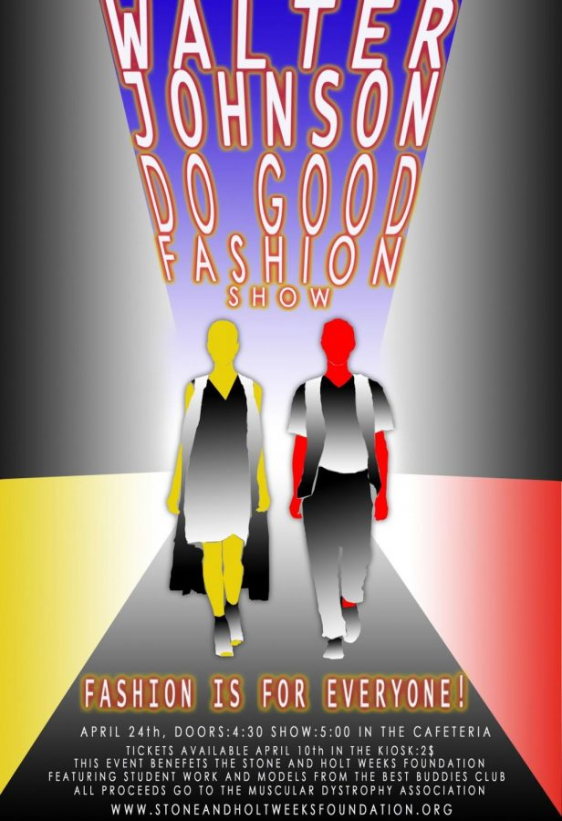 The Fashion Club is putting on a fashion show on April 24. The club members have been working really hard and are ready to present their work.