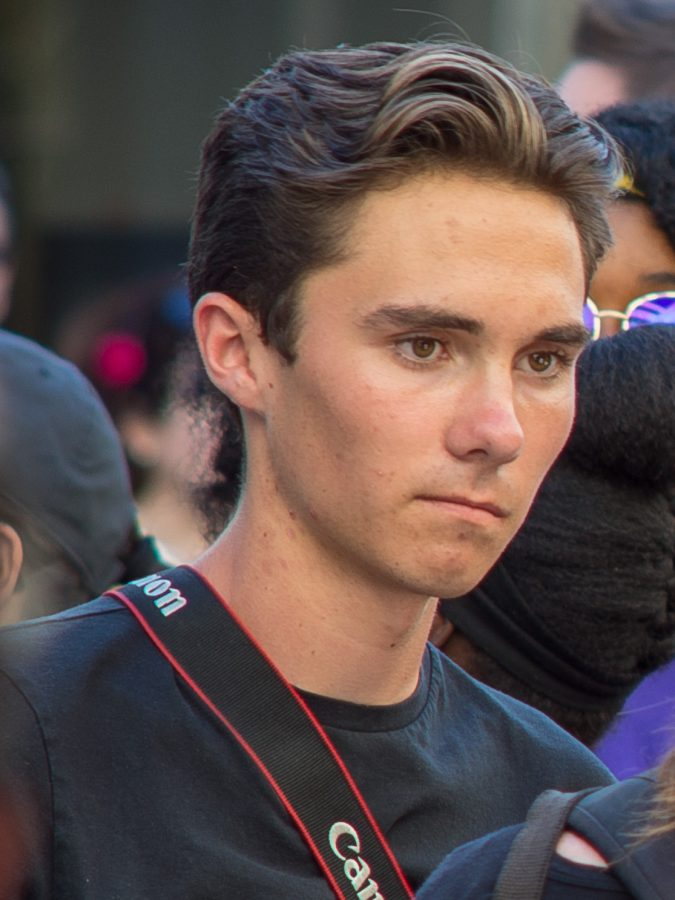 David Hogg faces criticism from television hosts