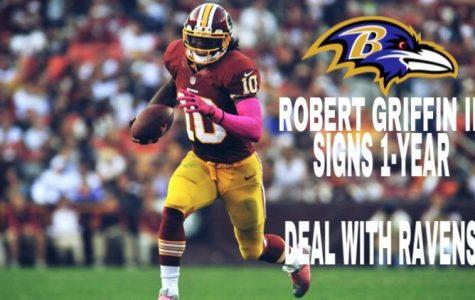 Robert Griffin III Eyeing NFL Comeback
