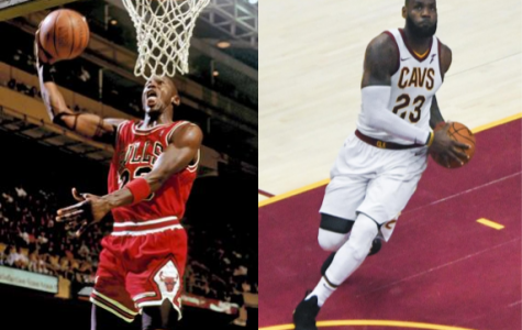 NBA GOAT: LeBron or MJ: Point/Counterpoint