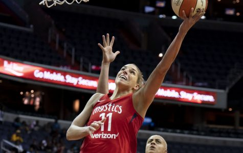 Mystics reach first WNBA Finals