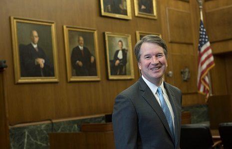 Controversy surrounds Supreme Court nominee