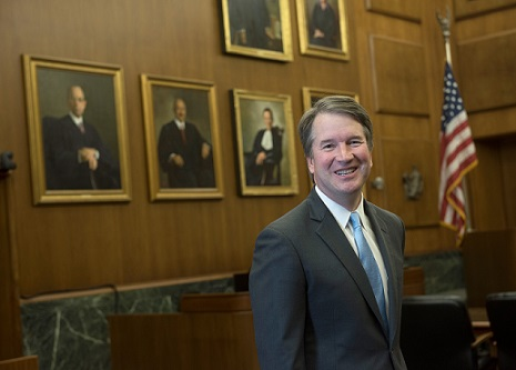 Judge Brett Kavanaugh's hearing to confirm him to the Supreme Court has been delayed due to sexual misconduct allegations. A second accuser recently made allegations that Kavanaugh exposed himself to her at a party.