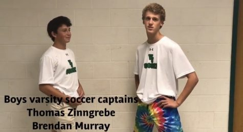 WJ fall sports captains interview!